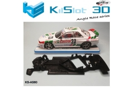 Angular Race Soft chassis Nissan Skyline Slot.it