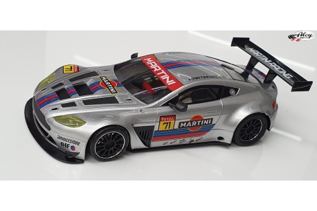 Aston Martin GT3 Martini Grey AW