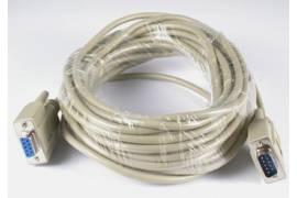 Cable Serie 10m. para conexión de cuentavueltas a PC
