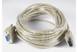 Cable series 10 m. for lap counter to PC connection