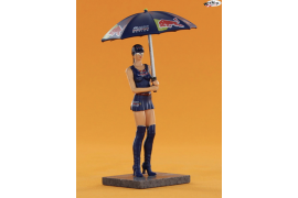 Figure Pit Baby + umbrella Red Bull