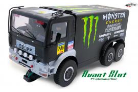 Truck Man Dakar Monster