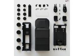 Kit carrocería y chasis UMM Alter Soft Top