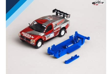 Chassis 3D SLS Nissan Navara by Revell