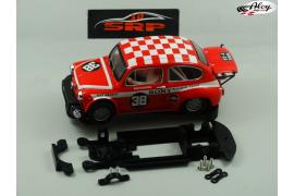 Chasis Fiat Abarth 1000 SCX