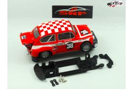 Chasis Fiat Abarth 1000 SCX ( Caja Larga)
