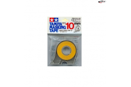 Tamiya Masking Tape 10 mm. Without roll holder