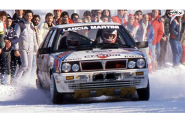 "Lancia DELTA HF 4WD ""RALLY MONTECARLO '87"""