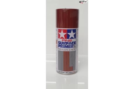 Red Oxide primer spray. 180 ml.