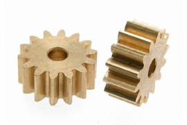 Pinion 14 teeth M50 brass