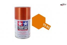 Pintura Spray Naranja Metálico TS-92