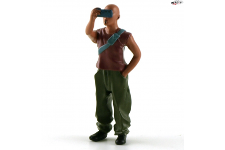 Figura Renaud Versión Selfie.