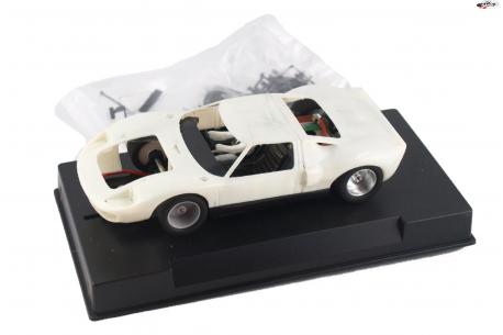 Ford GT40  Kit Blanco