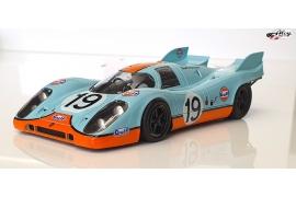 Porsche 917 Gulf SW Defected