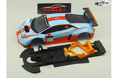 Chassis  Huracán GT3 Sideways