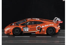 LB Huracán GT3 Orange 1