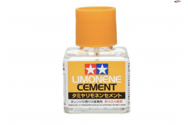 Tamiya Limonene  Liquid Brush Glue.