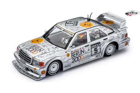 Mercedes 190E DTM Wunstorf 1992