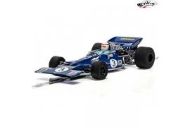 Tyrrell 001 - 1970 Canadian Grand Prix.
