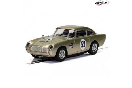 Aston Martin DB5 - White Gold