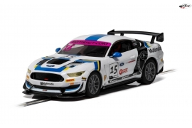 Ford Mustang GT4 - British GT 2019