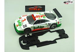 Chasis 3D Ferrari F40 GTR Slot.it & PC