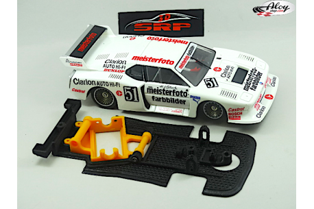 Chassis BMW M1  Sideways