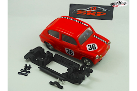 Chassis 3D, Seat T.C. 600. SCX