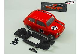 Chasis 3D, Seat T.C. 600. SCX