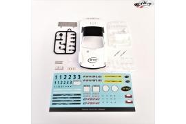 Porsche 914/6 GT Chrono body kit.