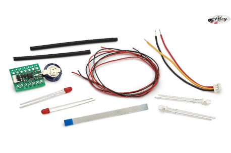 Universal Light Kit with Brake