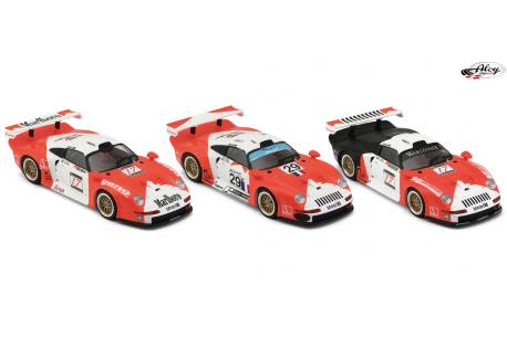Porsche 911 GT1 PACK 3