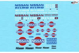 Calcas Nissan Nismo 1/24 1/18