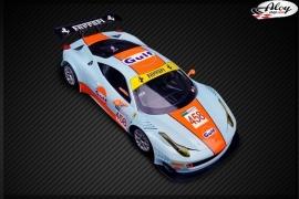 GT3 Italia Kit AW Gulf