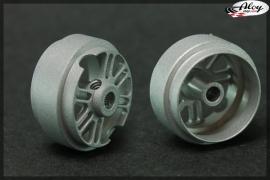 Llantas Aluminio 16.5x8.5 Delanteras