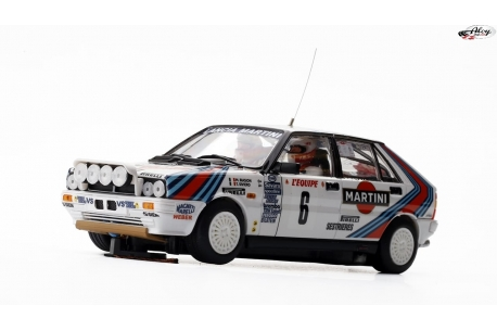 "Lancia Delta HF 4WD ""Rally Montecarlo 1987"""
