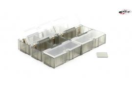 Mini cajitas almacenaje tamaño B