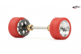 Rear Axle Kit Ultralight RTR for GT3 NSR Cars