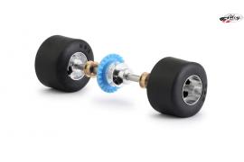 Rear kit racing ultralight RTR - Ø 13mm wheels