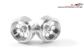 Llanta aluminio 16.5x8.5mm. Lightweight