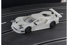 Ford GT GT3 White Racing Kit
