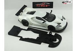 Chasis 3D Ford GT GT3 Sideways