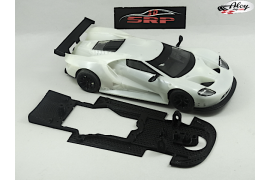 Chassis 3D Ford GT GT3 Sideways