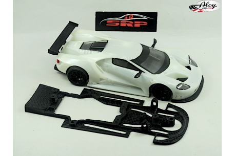 Chassis 3D Ford GT GT3 Sideways Serie R