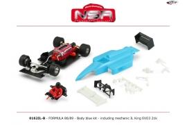 Formula 1 86/89 Kit Blue IL