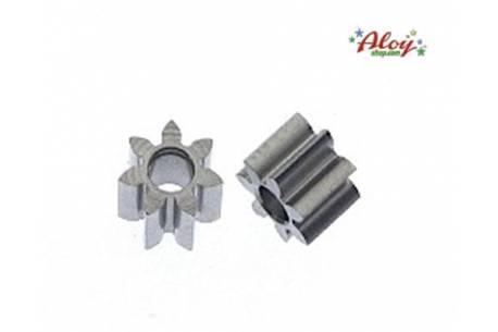 Piñón 7 dientes - Acero 5.5mm
