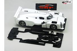 Chasis 3D Toyota LMP1 SRC ( Serie R )
