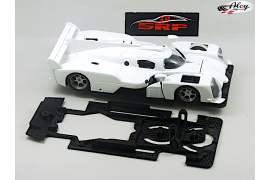 Toyota LMP1 SRC  Chassis 3D( R Series )