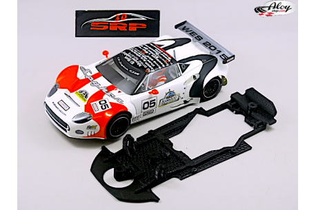 Chassis 3D Spyker C8 GT2-R SC