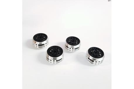 CHR EVO2 S4 16mm Aluminum Wheels